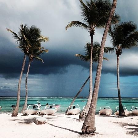 Club Med Punta Cana : bref orage tropical en vue: il ne durera pas longtemps