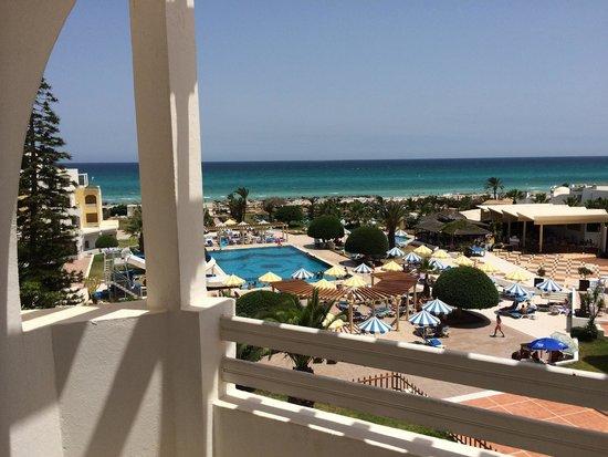 Club Thapsus Hotel : Vista dalla camera 373!