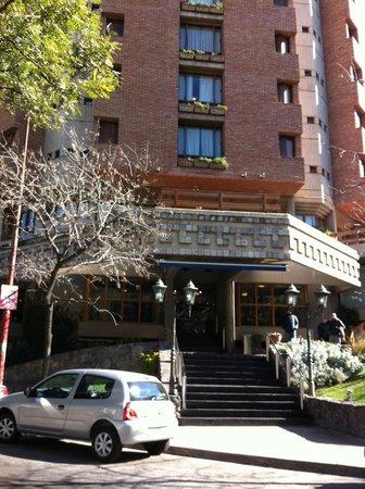 Hotel de la Canada: Frente