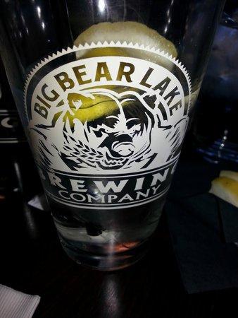 Big Bear Lake Brewing Company : beer!!!