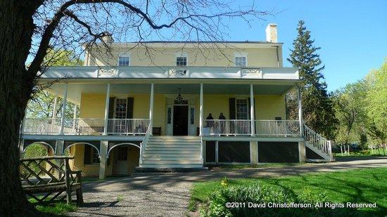 Thomas Cole National Historic Site: Nice house