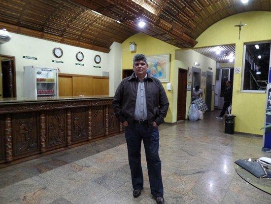 Mirante Hotel: Saguão
