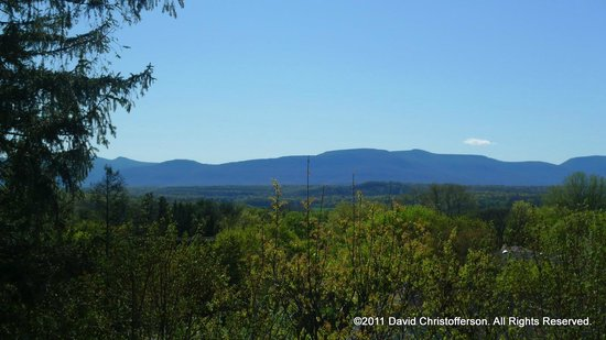 Thomas Cole National Historic Site: More mountains