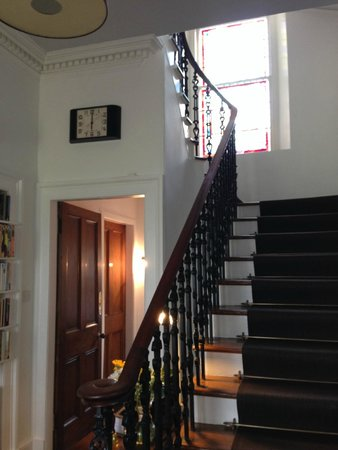 Strongarbh House: Stairs to 1st floor