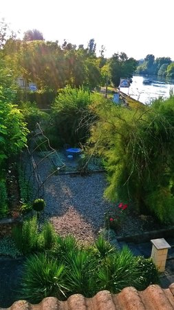 L'Escale : petit salon de jardin