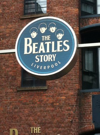 The Beatles Story: Albert Dock, Liverpool
