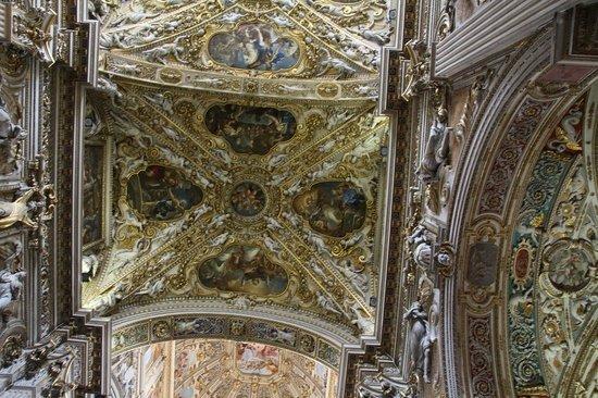 Basilica di Santa Maria Maggiore: Ceiling
