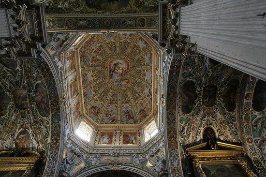 Basilica di Santa Maria Maggiore: Dome