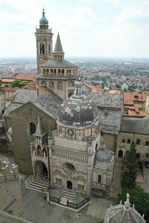 Basilica di Santa Maria Maggiore: View from the Campanone