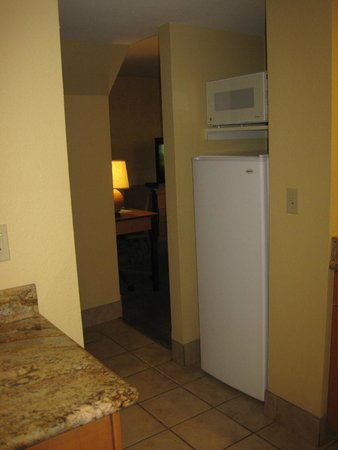 Pointe Hilton Squaw Peak Resort: Kitchenette