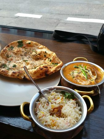 Indian Restaurants In Copenhagen City Centre