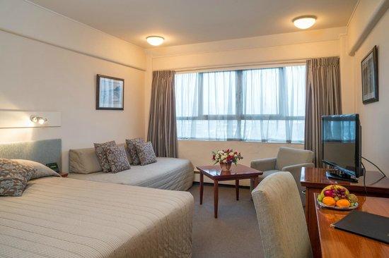 Bay Plaza Hotel: Standard Twin Room