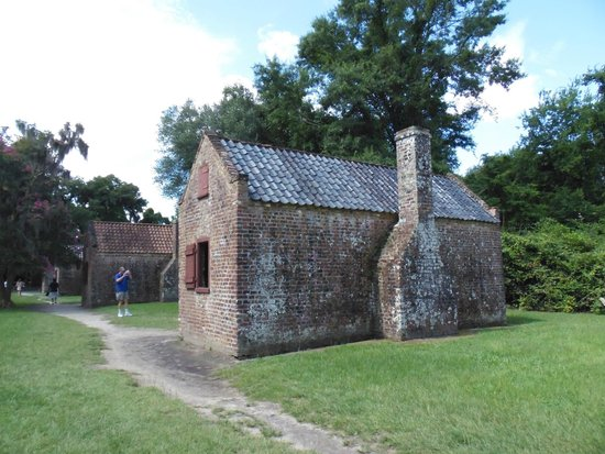 Boone Hall Plantation : The Slave Quarters