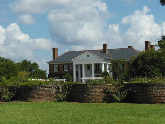 Boone Hall Plantation : The Mansion