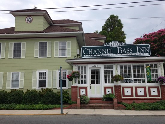 Channel Bass Inn: The Channel Bass