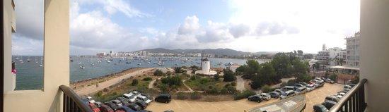 Intertur Hotel Hawaii Ibiza : view