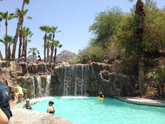 Pointe Hilton Squaw Peak Resort: Great pool!