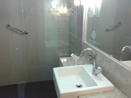 Intercity Salvador : banheiro