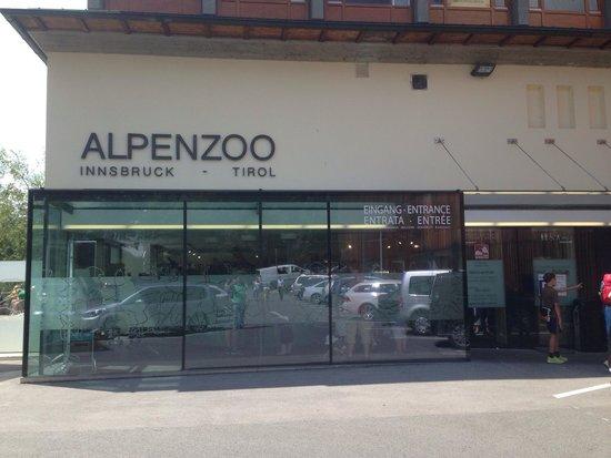 Alpenzoo: Zoo