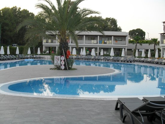 Barut Hemera: Top pool