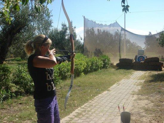 SENTIDO Phenicia: Archery