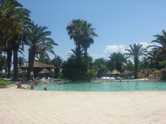SENTIDO Phenicia: Main pool