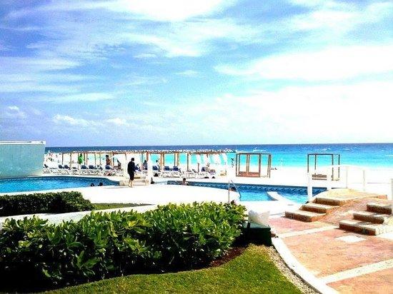 Krystal Cancun : hotel kristal