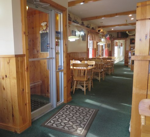Captain's Cabin: Nice atmosphere