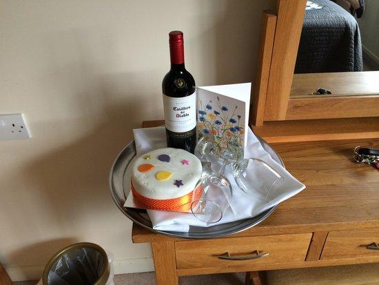 Beinn Bhracaigh: Happy Birthday Viv