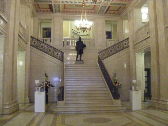 Parliament Buildings: Great Hall, Stormont