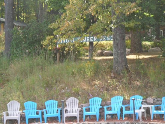Virgin Timber Resort : Grounds