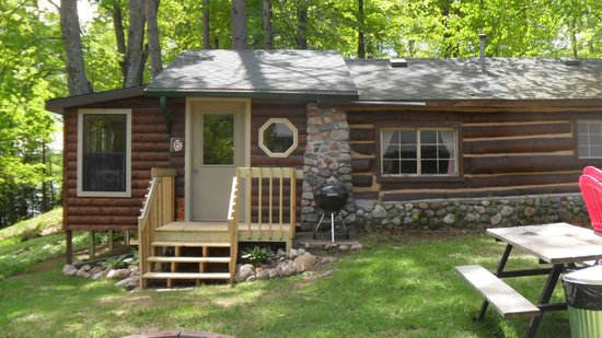 Virgin Timber Resort : Eagleview Cabin #6