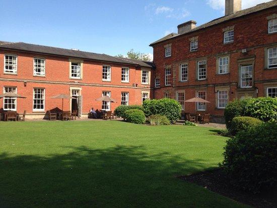 Macdonald Ansty Hall: Gardens