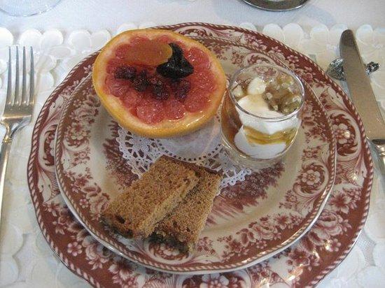 Auberge J.A. Moisan: Appetizer
