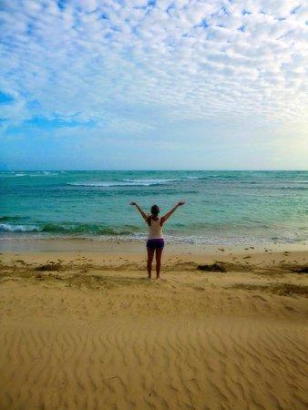 Breathless Punta Cana Resort & Spa : the amazing beach!