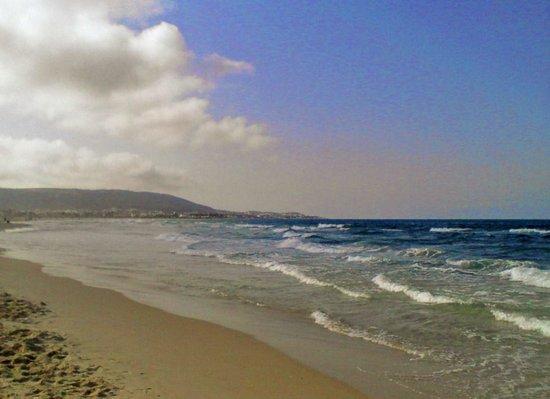 Qsiba: Бесконечный пляж