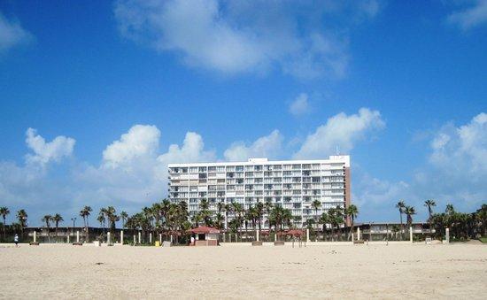 Isla Grand Beach Resort: From the beach