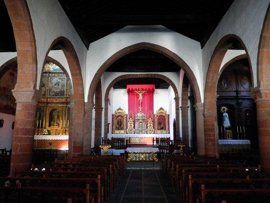 La Iglesia de la Asunción de San Sebastián de La Gomera : Church