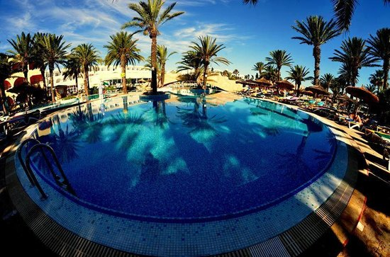 Houda Golf and Beach Club: Best pool ever