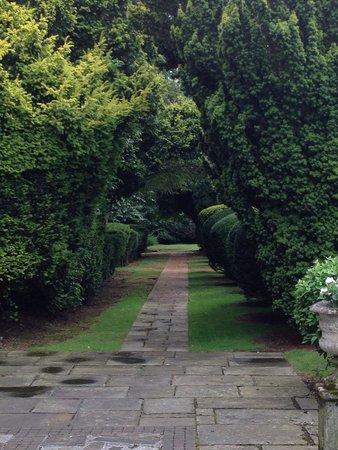 Macdonald Ansty Hall: Walkway