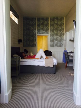 Budock Vean Hotel: Our room in July '14