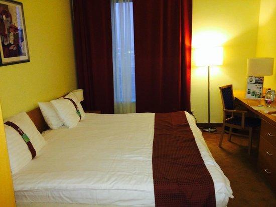 Holiday Inn Budapest-Budaors : Suite