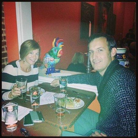 Estrella: great food great beer great atmosphere great company!