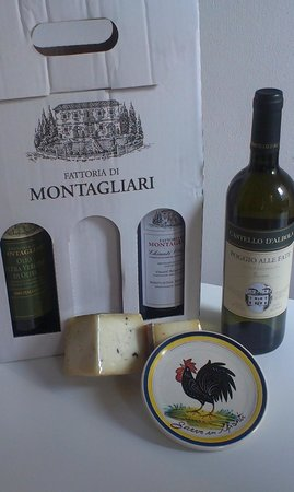 Alessandro Cammilli Private Tours : Wine, Balsalmic, Olive Oil and Cheeses