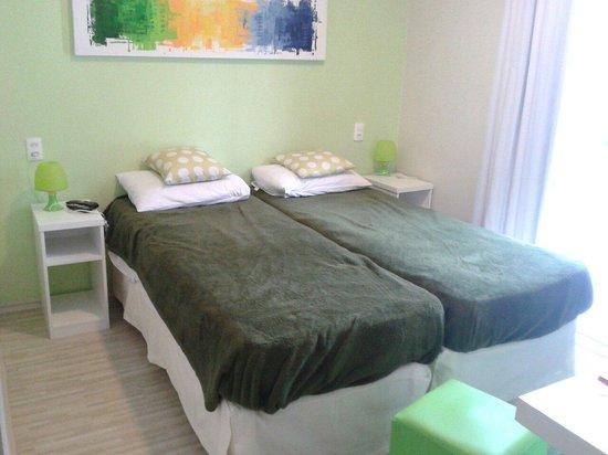 Brazilodge All Suites Hostels : Habit