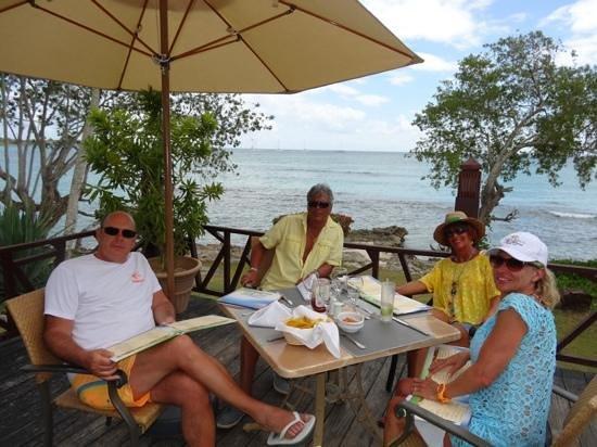 Dreams La Romana : restaurant sea side grill