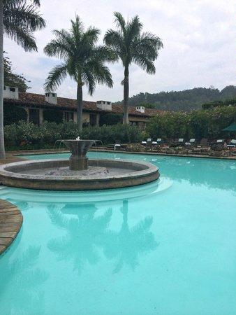 Casa Santo Domingo: бассейн