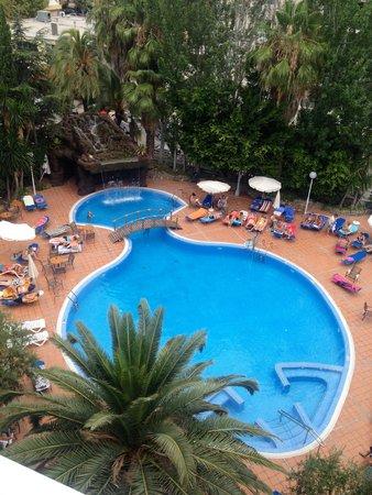 H10 Delfin: Room 507 pool view
