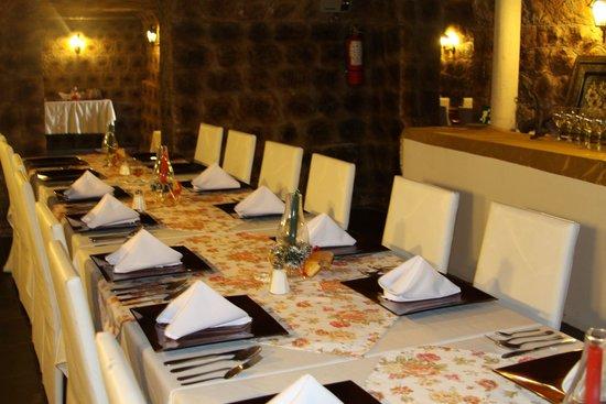Hotel La Circasiana : Restaurante