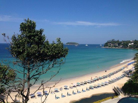 The Shore at Katathani: view from 8822